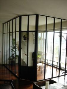 verri re d 39 atelier int rieure fabrication fine mfd goudard. Black Bedroom Furniture Sets. Home Design Ideas