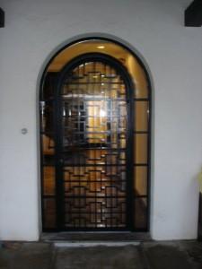 porte d'entrée acier fabrication mfd goudard